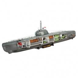 Купить Сборная модель подводной лодки Revell U-Boot Typ XXI