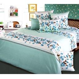 фото Комплект постельного белья Белиссимо «Апрель». 2-спальный