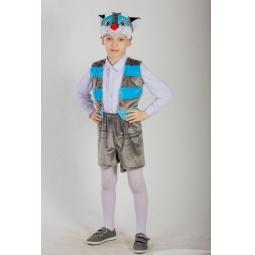фото Костюм карнавальный для мальчика Карнавалия «Котенок» 88023