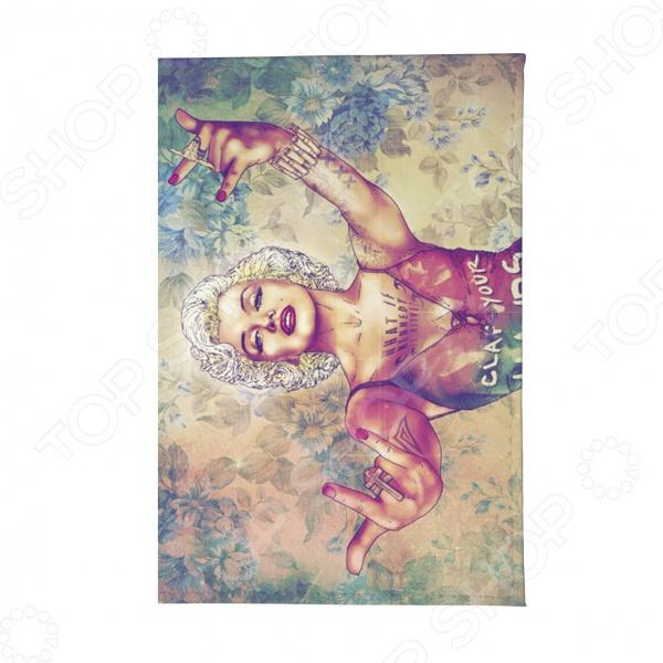 Обложка для паспорта Mitya Veselkov «Мерлин+Мадонна» мишки из книжки набор мерлин
