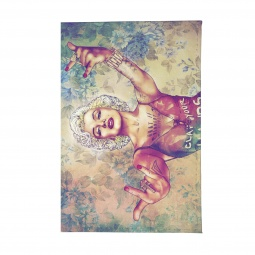 фото Обложка для паспорта Mitya Veselkov «Мерлин+Мадонна»