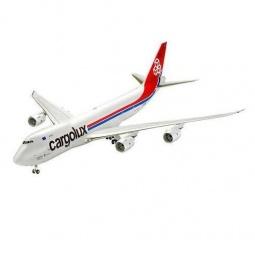 фото Сборная модель самолета Revell Boeing 747-8F Cargolux