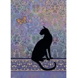 Купить Пазл 1000 элементов Heye «Силуэт кошки» Jane Crowther