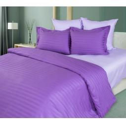 фото Комплект постельного белья Королевское Искушение «Лаванда». 2-спальный. Размер простыни: 220х195 см