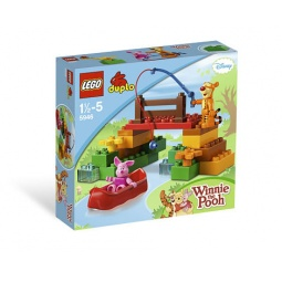 фото Конструктор LEGO Экспедиция Тигрули
