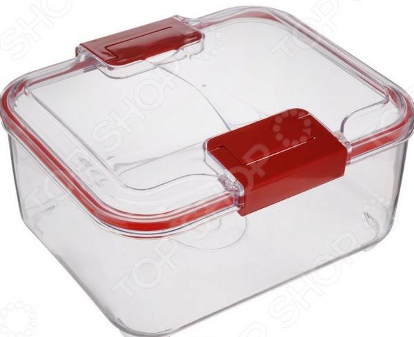 Контейнер STATUS RC30Контейнеры для продуктов и ланч-боксы<br>Контейнер STATUS RC30 это удобный контейнер, который сделан из тритана. Чаша идеально подходит для длительного хранения продуктов в холодильнике, обеспечивает отличную герметичность и плотное прилегание крышки. Прозрачный корпус позволит определить содержимое емкости, а специальная конструкция позволяет штабелировать несколько емкостей для компактного хранения. Контейнер легко моется и не впитывает запах продуктов.<br>