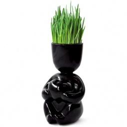 фото Набор для выращивания Экочеловеки Eco «Романтик». Цвет: черный