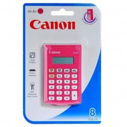 фото Калькулятор Canon AS-8 PINK