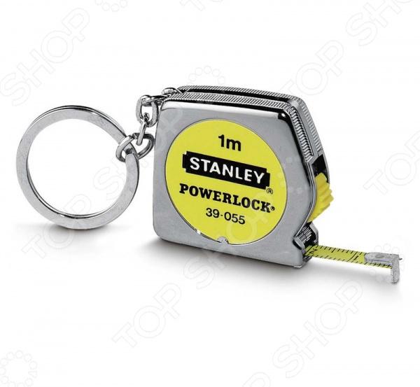 Рулетка Stanley Powerlock 0-39-055 stanley powerlock 5m 0 33 194 рулетка silver