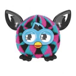 фото Игрушка интерактивная Hasbro «Ферблинг». Цвет: розовый, синий, черный