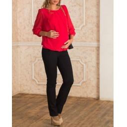 Купить Брюки для беременных Nuova Vita 5431.1. Цвет: чёрный
