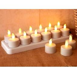 фото Комплект из 24 свечей Star Trading 6653