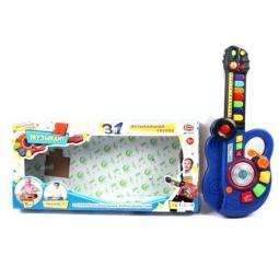 фото Электрогитара игрушечная Shantou Gepai 7237