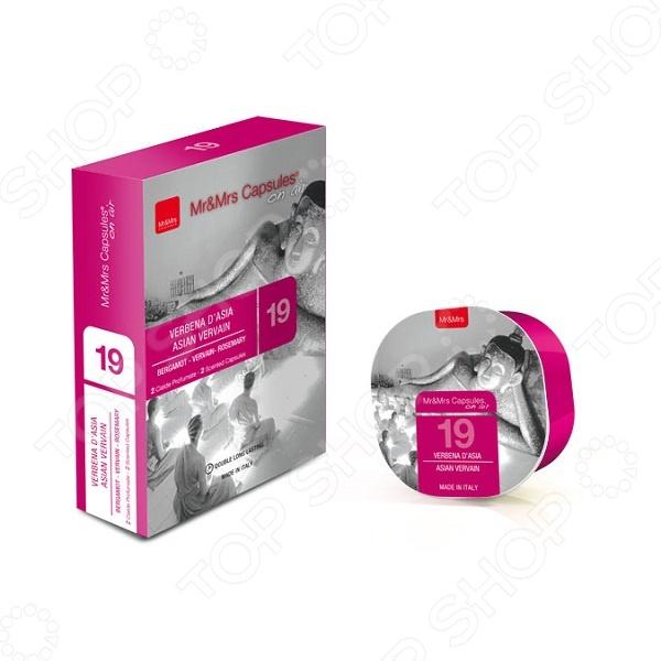 фото Арома капсулы для диффузора Mr&Mrs Fragrance Asian Vervain, Ароматизаторы воздуха