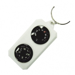 Купить Компас-брелок Sol с термометром