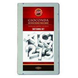 Купить Набор для эскизов Koh-I-Noor Gioconda Sketching Set