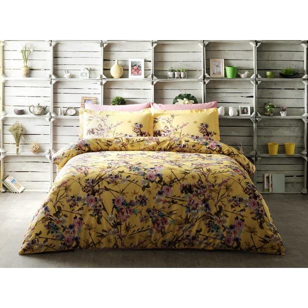 фото Комплект постельного белья Tac Poetic. 2-спальный