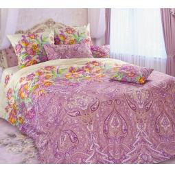 фото Комплект постельного белья Сова и Жаворонок «Санта-Мария» 9917. Семейный