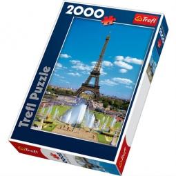 Купить Пазл 2000 элементов Trefl «Эйфелева башня»