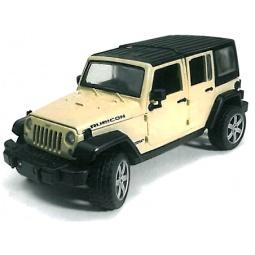 фото Внедорожник игрушечный Bruder Jeep Wrangler Unlimited Rubicon
