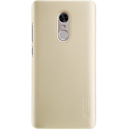 фото Чехол защитный Nillkin Super Frosted Shield для Xiaomi Redmi Note 4X