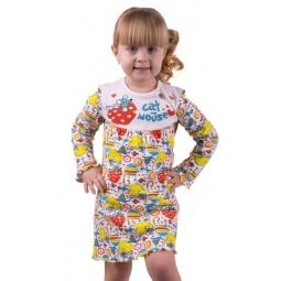 фото Сорочка ночная для девочки Свитанак 3114771. Рост: 98 см. Размер: 26