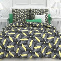 фото Комплект постельного белья Унисон Panamera. Евро