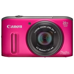 фото Фотокамера цифровая Canon PowerShot SX240 HS