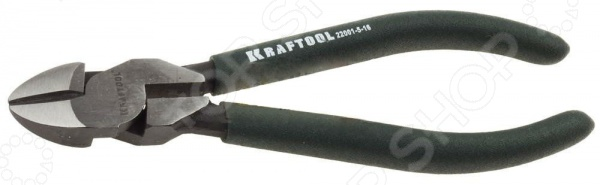 Бокорезы Kraftool 22001-5-16 бокорезы kraft max 180мм kraftool 22011 5 18