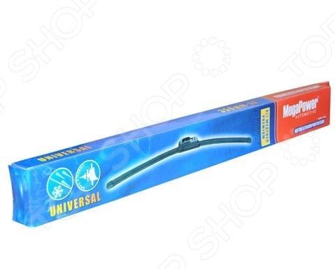 Щетка стеклоочистителя бескаркасная Megapower Premium