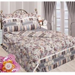 фото Комплект постельного белья Сова и Жаворонок «Пуговка». 2-спальный