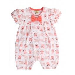 фото Комбинезон укороченный детский Свитанак 405988. Размер: 24. Возрастная группа: от 9 до 12 мес. Рост: 74 см