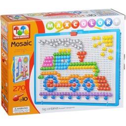 Купить Мозаика Toys Union «Веселый паровозик»