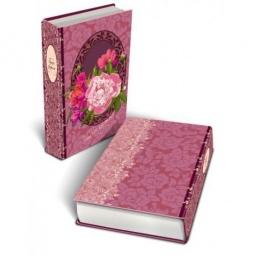 фото Книга-шкатулка Феникс-Презент «Пионы»