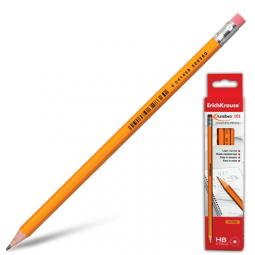 фото Набор карандашей простых Erich Krause Amber 101: 12 предметов