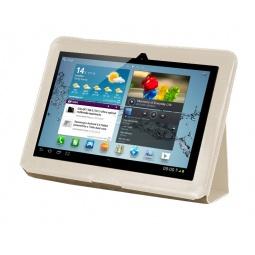 фото Чехол LaZarr Folio Case для Samsung Galaxy Tab 2 P5100/P5110. Цвет: кремовый