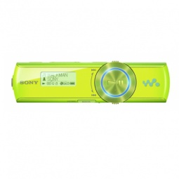 фото MP3-плеер SONY NWZ-B172F. Цвет: зеленый