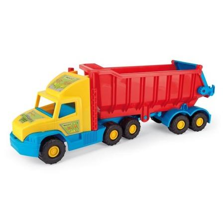 Купить Машинка Wader «Грузовик» Super Truck