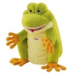 Купить Мягкая игрушка на руку Trudi Лягушка
