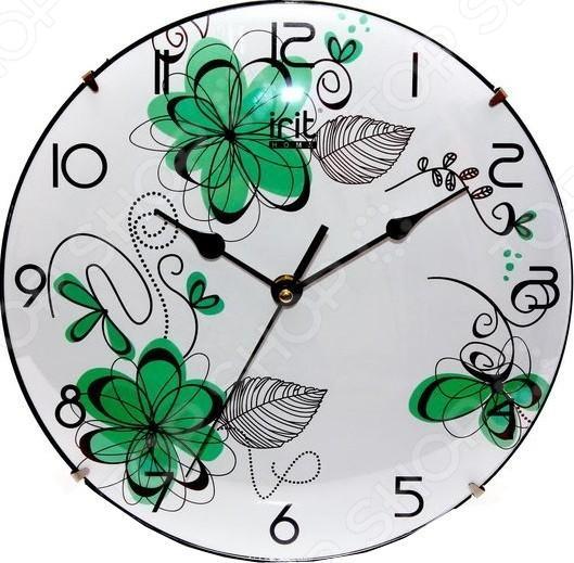 Часы настенные Irit IR-615. В ассортименте