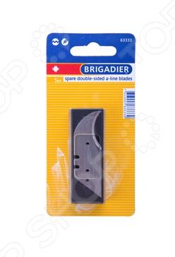 Лезвия для ножа Brigadier для точных резов картридж hp для samsung mlt d205s черный black 2000 стр для samsung ml 3310 3710 scx 56374833
