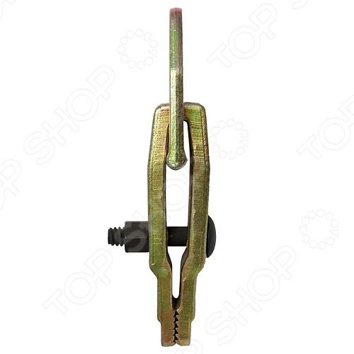 Зажим однонаправленный для кузовных работ Force F-62509 ключ накидной торкс force f 756a