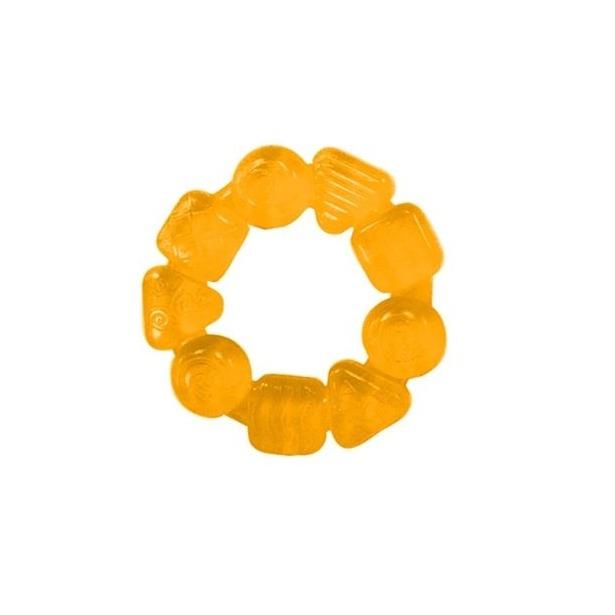 фото Игрушка-прорезыватель Bright Starts «Карамельный круг». Цвет: оранжевый