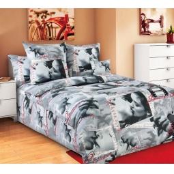 фото Комплект постельного белья Белиссимо «Свидание». 1,5-спальный