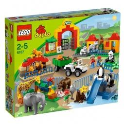 фото Конструктор LEGO Большой зоопарк