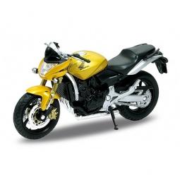 Купить Модель мотоцикла 1:18 Welly Honda Hornet. В ассортименте