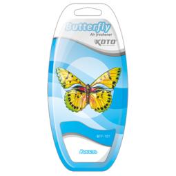 фото Ароматизатор на дефлектор KOTO Butterfly. Вид: Ваниль