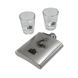 фото Фляжка с двумя бокалами Stahlberg 8290-S