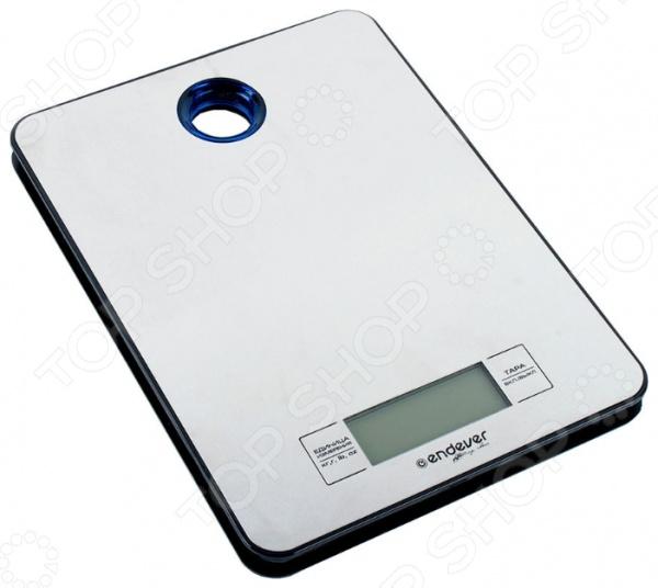 фото Весы кухонные Endever KS-505, Кухонные весы