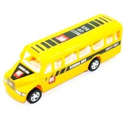 фото Машинка инерционная Shantou Gepai «Автобус школьный»